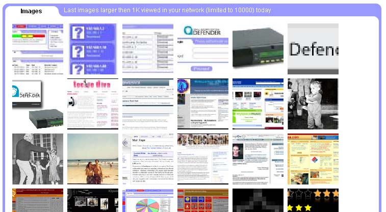 Images browsing