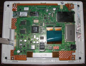 Samsung SPF-83V photo frame main board